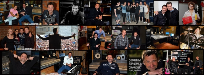 Ceem Records - Tonstudio Witten - Heinz Gruss